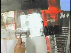 Acrylic Abstract Painting: The Evolving Image   YouTube.