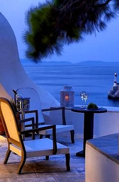 Last lights in paradise... Hydra Island, Greece | by christosdaskalakis