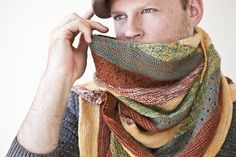 Malabrigo Lace Shawl 2 by westknits, via Flickr
