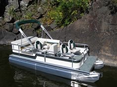 1700 Sundeck Pontoon | Pontoon Boats | Mini Pontoons | Pontoon Boat Manufacturer, Kennedy Pontoons, Inc.