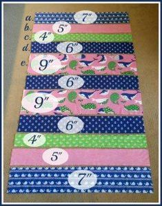 size specifications Strip Rag Quilts, Baby Rag Quilts, Jellyroll Quilts, Lap Quilts, Small Quilts, Quilt Blocks, Flannel Rag Quilts, Baby Quilts Easy, Scrappy Quilts