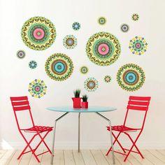Brewster Tika Large Wall Art Kit - WPK1639
