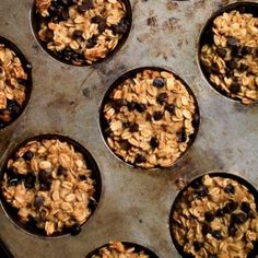 Rabri Dessert Shots by Bakealish, Diwali Special Recipes Banana Oatmeal Muffins, Healthy Oatmeal Breakfast, Healthy Breakfast Muffins, Breakfast Recipes, Healthy Cake Recipes, Dessert Cake Recipes, Healthy Baking, Dessert Shots, Walnuts Nutrition