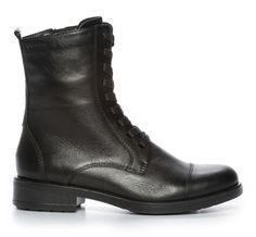 Nilson Shoes Kängor och Boots Sko Skinn Svart