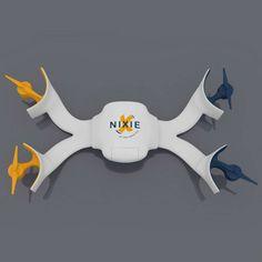 Nixie selfie drone