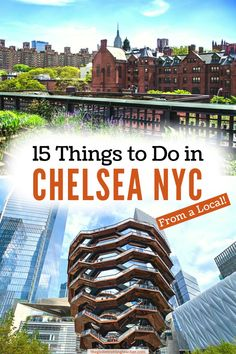 Looking for the best things to do in Chelsea NYC? This written-by-a-local guide spotlights the must-dos, favorite restaurants, and where to stay in this popular New York City neighborhood. #travel #nyc Chelsea Nyc, Travel Usa, Canada Travel, Traveling Teacher, East Coast Travel, Us Travel Destinations, New York City Travel, United States Travel, Travel Around The World