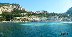 Marina Grande /Port of Capri/ Nikon Coolpix L310, 4.5mm,1/1000s,ISO800,f/8.7, -0.3, panorama mode: segment 2 201507151734