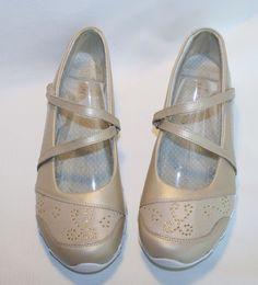 New Skechers Bikers Blush Gold  Shoes Sandals Womens Size 11 Metallic #SKECHERS #AthleticSandals