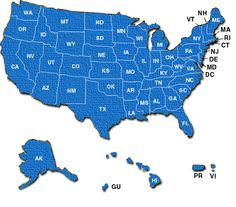 US Map | Mental Health Treatment Facility Locator