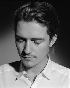 Orlando Bloom photographed by Rankin