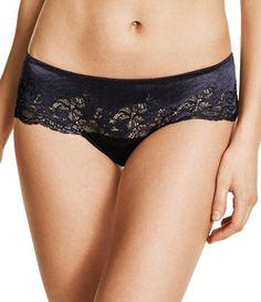 Wacoal Lace Affair Tanga Panty