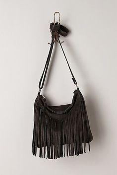 Fringed Crossbody Bag -