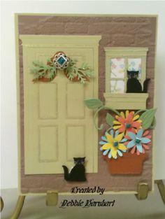 5/12/2012; Debbie Barnhart at 'Graceful Stamping' blog