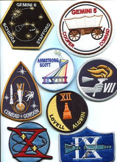 space mission patches | NASA Space Mission Patches