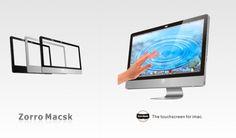 $200 Accessorie to make iMac touchscreen