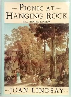 Picnic at Hanging Rock Illustrated Edition by Joan Lindsay Hardcover Dust Jacket in Books, Magazines, Dictionaries & Reference, Atlases Picnic At Hanging Rock, Sleepy Bear, Illustration, Painting, Illustrations, Painting Art, Paintings, Drawings