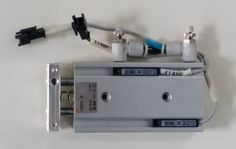 SMC CXSM10-30 Linear Guide Pneumatic Air Cylinder Flow Regulators, 0.7MPa D-Z73 #SMC