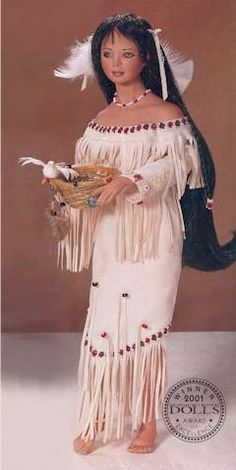 Cindmcclure.com Native American Dolls - Yahoo Image Search Results