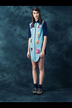 House of Holland | Pre-Fall 2014 Collection | Style.com