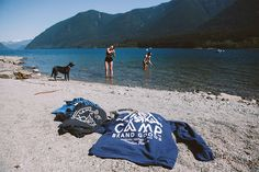 A caption about spending a Sunday swimming in a lake with your favourite friends and how awesome that is Photo by: by campbrandgoods Spring 2016, Summer 2016, Art Photography, Swimming, Camping, In This Moment, Adventure, Instagram Posts, Ss16