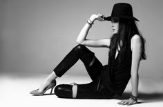 Model: Marta Marchewka Photography: Caroline Anielewska & Irek Kamieniak MUA: Kinga Skowrońska Hair: Mateusz Książek/Sandra Wołyniec