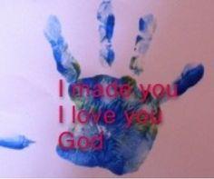 LLM Calling: God made us, God loves us (Genesis 1:26-31)
