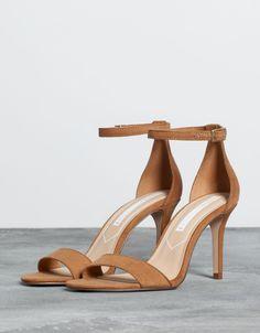 Sandales à talon - Voir Tout - Bershka France