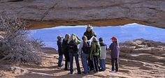 Kid friendly hiking in Canyonlands National Park