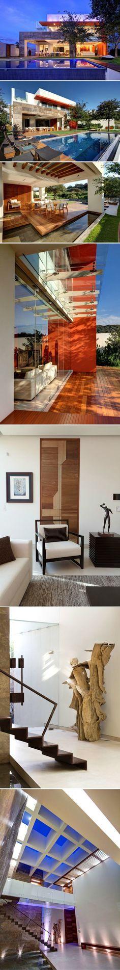 arquitectura moderna en casa Design, Home, Modern Architecture, Trendy Tree