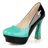 Women's Spool  Heel Round Toe Pumps/Heels Shoes(... – USD $ 32.99