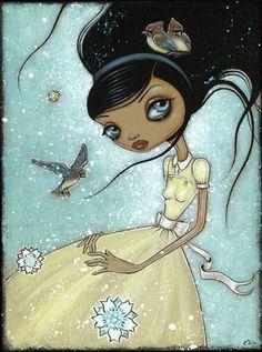 I just love all her work -Artist: Caia Koopman