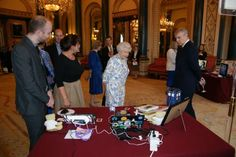 Big Week for a Little Computer: Raspberry Pi Gets a Royal Reception; 3 Million Sold