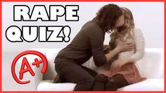 RAPE QUIZ - Not anymore! Content Cop, Take A Quiz, Channel Art, Dumb And Dumber, Couple Goals, Comedy, Knowledge, Youtube, Chrome