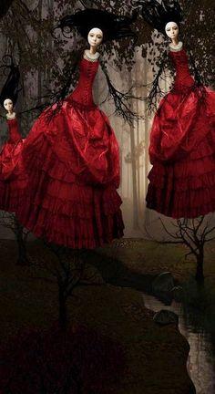 Il mondo di Mary Antony: arte digitale