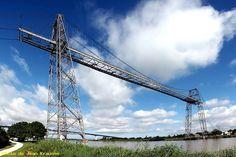 MARTROU - Pont transbordeur  - ( Charente Maritime - 17 - France )