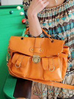 Brown Messenger Satchels Bag$41.00 Cambridge Satchel, Satchel Bag, Satchels, Brown, Bags, Handbags, Satchel, Brown Colors, Bag