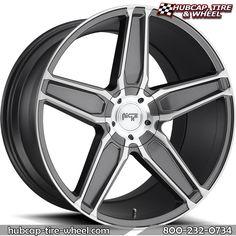 Niche verona m149 matte gunmetal wheels rims on an for Garage infiniti cannes