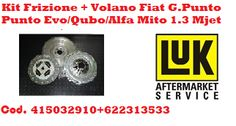 Kit frizione+volano Fiat G.Punto-Punto Evo/Alfa Mito 1.3 Mjet