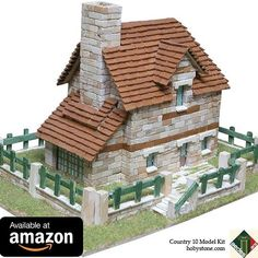 Country 10 Model Kit #hobbystone #ho #hobby #hobbyist #hobbies #greatdeals #greatdeal #artstudent #crafts #crafty #crafter #craftwork #artsandcrafts #artandcraft #scalemodel #scalemodels #scalemodelsworld #modelkit #diorama #miniature #maquette #architecturelovers #architecturestudent #funfunfun #funtodo #buildingblocks #lego #3dpuzzle #hoscale #hoscaletrains