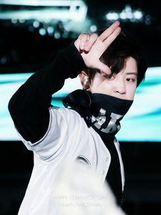 [160930] EXO'rDium in Hangzhou #Chanyeol #찬열 #EXO #엑소