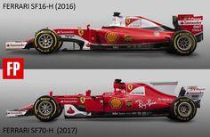 Confronto-Ferrari2016-17-side