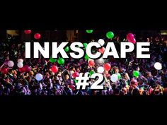 Inkscape tutorial howto speedart logo design two