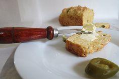 Jalapeno Cheese Quick Bread recipe