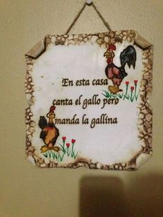 El Gallo y gallina