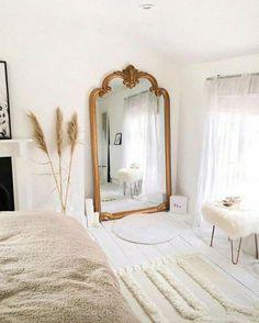 Home Interior Design xx.Home Interior Design xx Diy Casa, Decoration Inspiration, Decor Ideas, Style Inspiration, Bedroom Inspiration, Decor Diy, Mirror Inspiration, Home Decoration, Wall Decorations