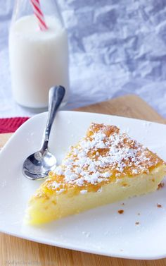 Crustless Custard Pie http://www.hollyscheatday.com/crustless-custard-pie/ via @gapeachinla