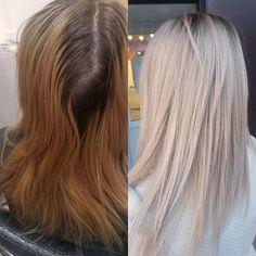 Matrix. Декапирование волос light m. +3%+Ultim.Окрашивание 10AV (50г)+10Р (20)+1см soboost красный.+3%+Ultim на 15 мин.