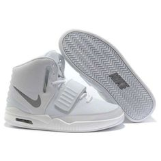 Nike Air Yeezy 2 II Kanye Wests All White