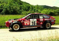 Classic Car News – Classic Car News Pics And Videos From Around The World Alfa Romeo Gtv6, Alfa Romeo Cars, Alfa Gtv, Lancia Delta, Pretty Cars, Rally Car, Dream Garage, Maserati, Fiat