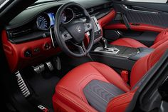 0c7101c485eea Maserati and Ermenegildo Zegna combine forces for a drive that is tailor  made